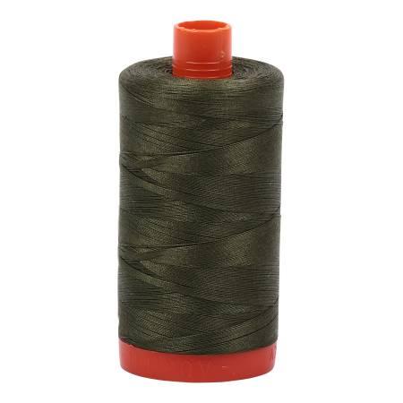 Medium Green Mako Cotton