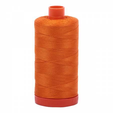 1133 Aurifil 50wt Orange