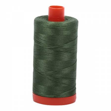 2890 Aurifil 50wt Green