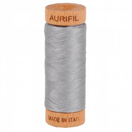 Mako Cotton Thread Solid 80wt 300yds Mist 2606