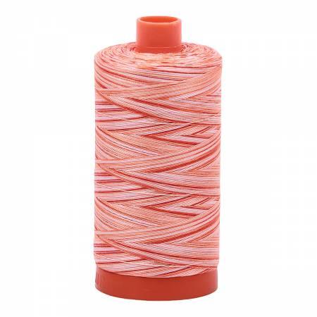 Aurifil Variegated Mango Mist Cotton Thread - 4659