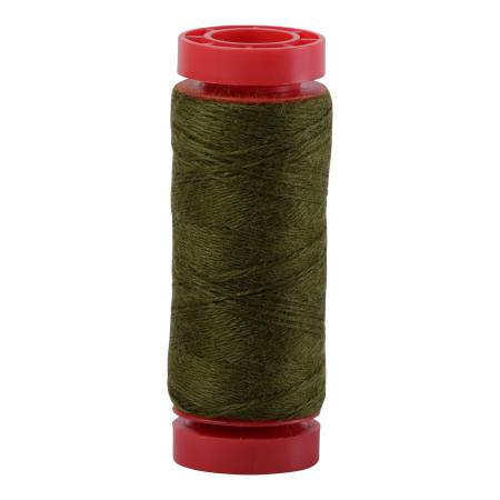 Lana Acrylic/Wool Embroidery & Quilting Thread 12wt 54yds