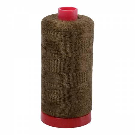 Aurifil Lana Acrylic/Wool Embroidery & Quilting Thread 12wt 383yds 8930