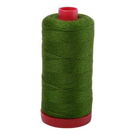 Thread Aurifil Wool 8962 Green