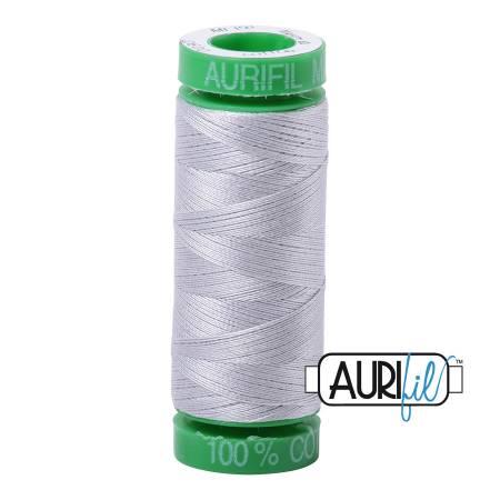 Mako Cotton Embroidery Thread 40wt 164yds Dove