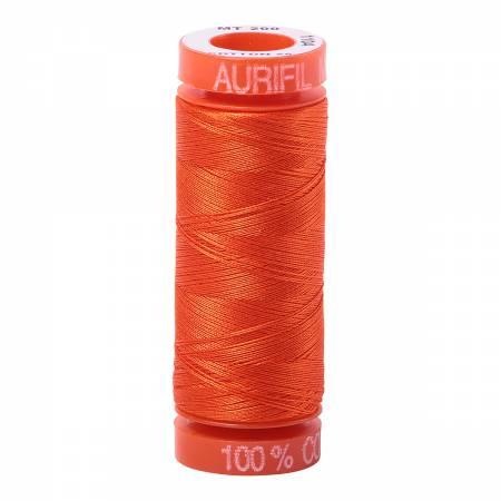 Aurifil - 1104 Neon Orange