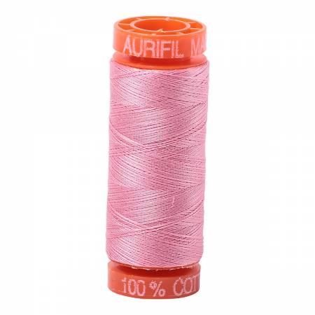 Aurifil 2425 MINI 50wt - BRIGHT PINK