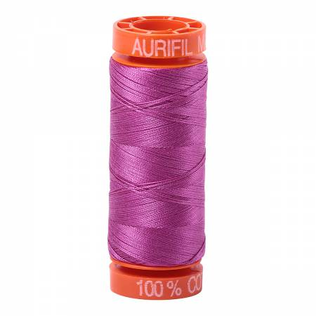 Magenta 2535 Mako Cotton Embroidery Thread 50wt 220yds