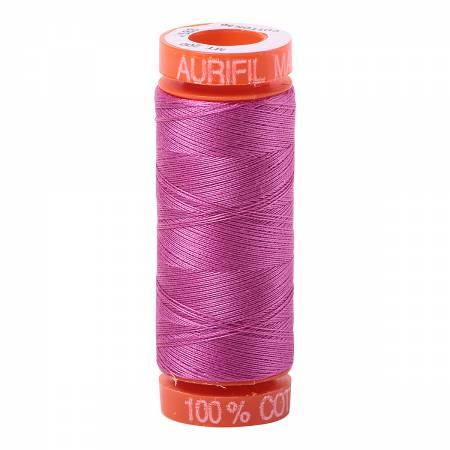 TH- Aurifil Thread Small 2588 Light Magenta