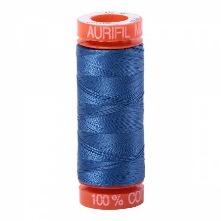 Aurifil - 2730 Delft Blue