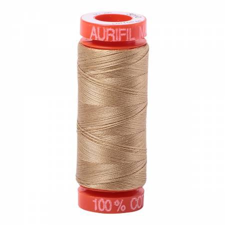 Aurifil 50wt 220yds 5010 - Blond Beige