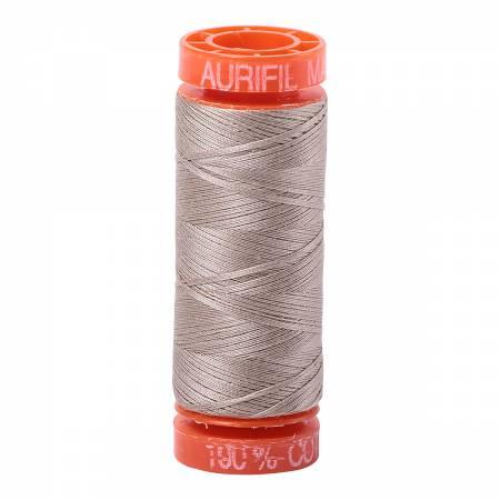 Cotton Thread 50wt 220yds Rope Beige, 5011
