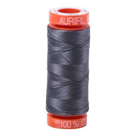 Aurifil Mako Cotton Thread 50wt 220yds - Jedi 6736