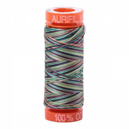Mako Cotton Thread 50wt 220yds Variegated