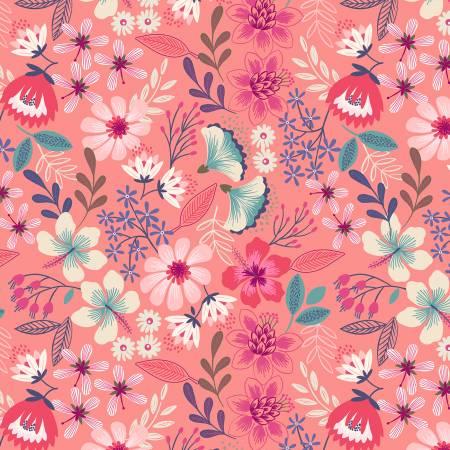 Hummingbirds...Floral