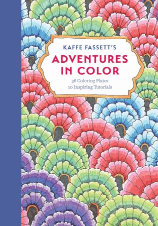 Kaffe Fassett's Adventures in Color