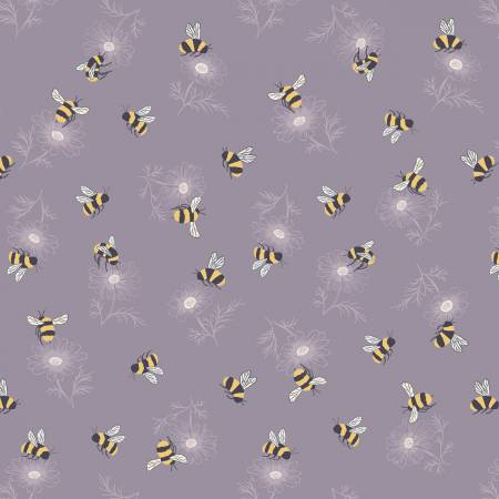 A456-3 Lilac Bumblebee
