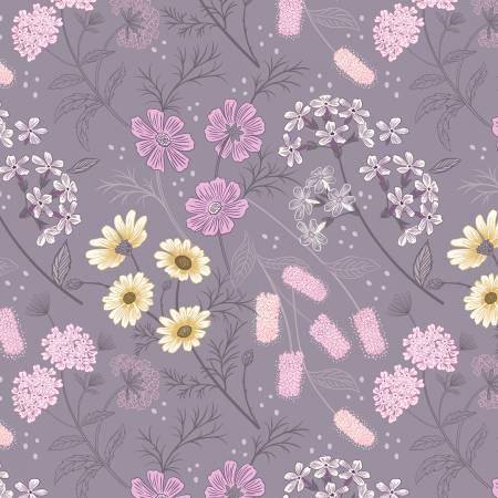 Lilac Garden Floral