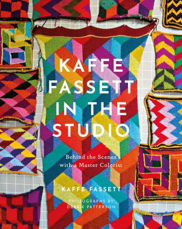 Kaffe Fassett in the Studio: Behind the Scenes with a Master Colorist - A4626-0