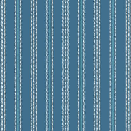 Dark Blue Coastal Stripe
