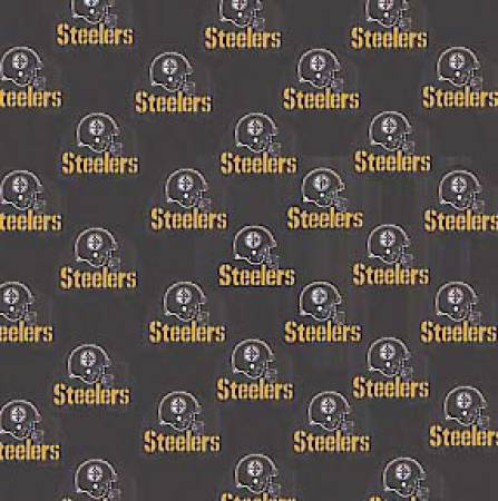 NFL Pittsburgh Steelers Cotton 60in