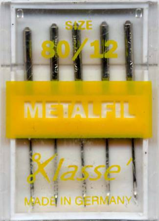 Klasse Needles Metallic 80/12
