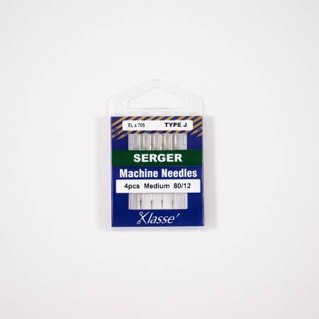 Klasse Serger (ELx705) 80/12 4 Needles Type J