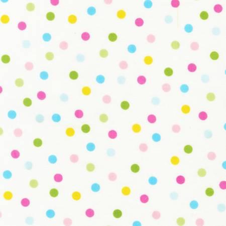 Spring Polka Dot