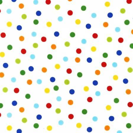 Primary Small Polka Dot