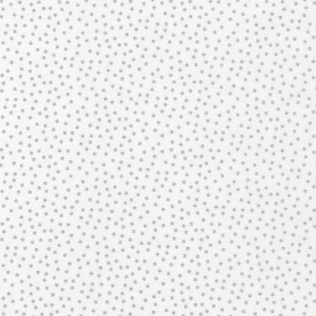 Blanc Dots w/Metallic