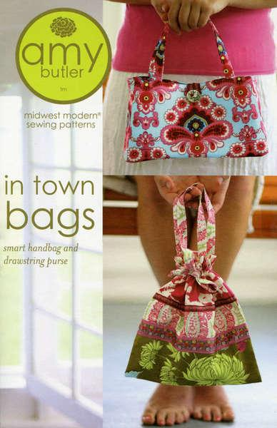 Amy Butler In Town Bags
