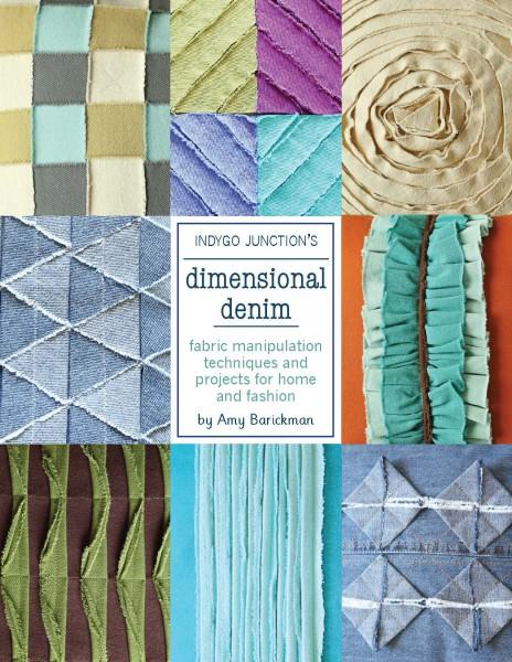 Indygo Junction's Dimensional Denim  - Softcover
