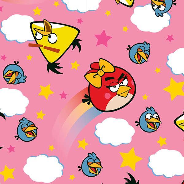 Angry Birds - Girls Rainbows