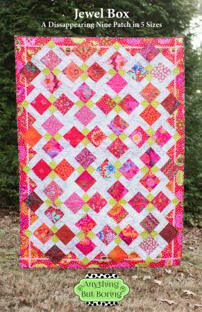 Jewel Box Quilt Pattern