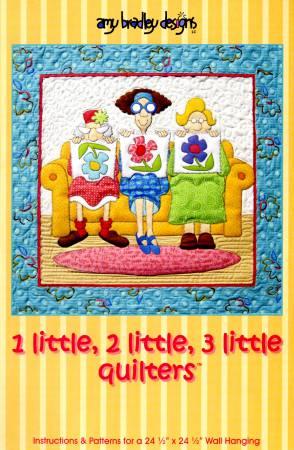 1 Little 2 Little 3 Little Quilter's
