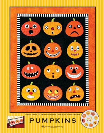 Pumpkins Quilt