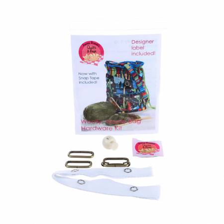 Among Brenda's Quilts Woolly Woolly Bag Hardware Kit