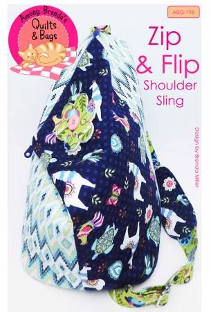 Zip and Flip Shoulder Sling