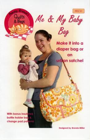 Me & My Baby Diaper Bag