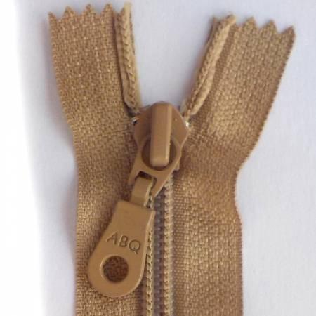 N- ABQ 22  Bag Zipper Natural