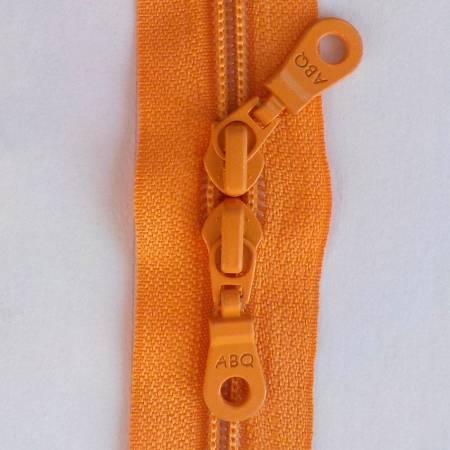 30in Zipper Pumpkin Double Pull