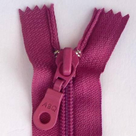 N- ABQ 22 Bag Zipper Magenta Haze