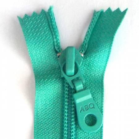 N- ABQ 22  Bag Zipper Turquoise