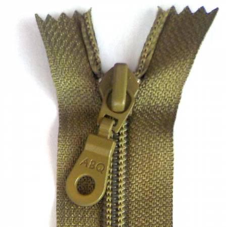 22in Zipper Olive Drab Closed Bottom