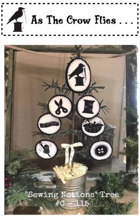 Sewing Notions Tree Pattern