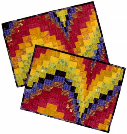 Bargello Placemats Pattern