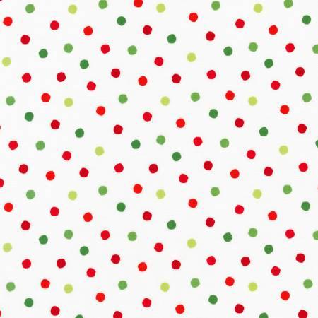 Celebrate Suess - Dots on White