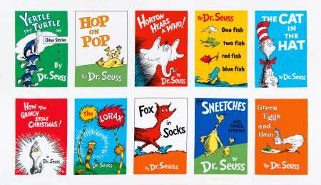 Adventure Dr. Seuss ADE-15668-267 Celebrate Seuss Panel (Book)