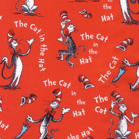 The Cat in the Hat Red