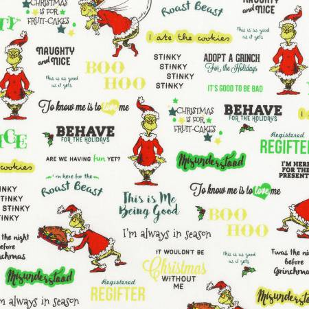 How the Grinch Stole Christmas- Holiday Dr